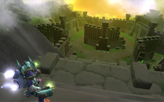 Скриншот №1 к SPORE™ Galactic Adventures