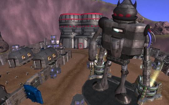 Скриншот №4 к SPORE™ Galactic Adventures