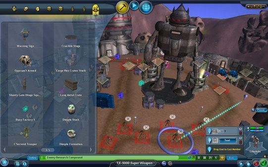 Скриншот №5 к SPORE™ Galactic Adventures