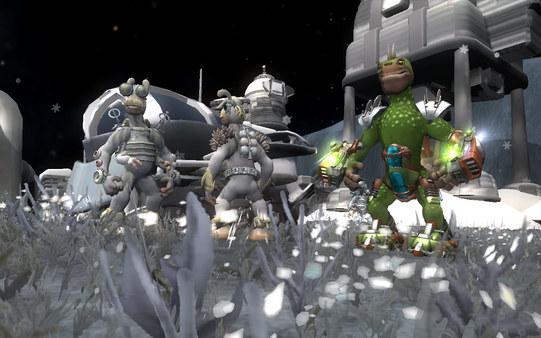 Скриншот №3 к SPORE™ Galactic Adventures