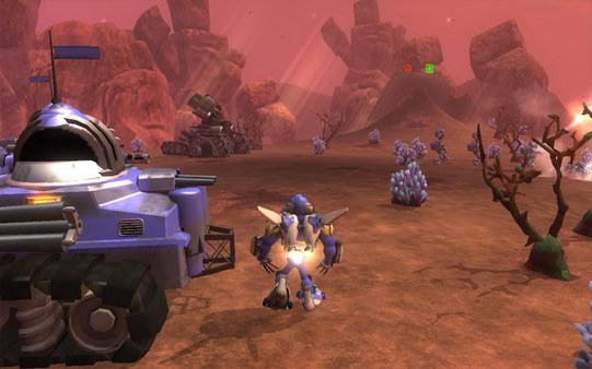 Скриншот №9 к SPORE™ Galactic Adventures