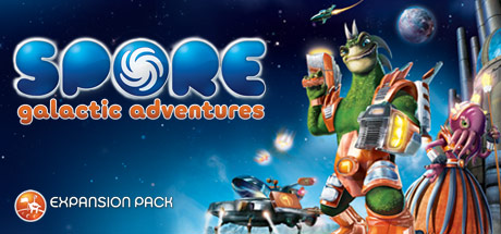 SPORE™ Galactic Adventures Cover Image