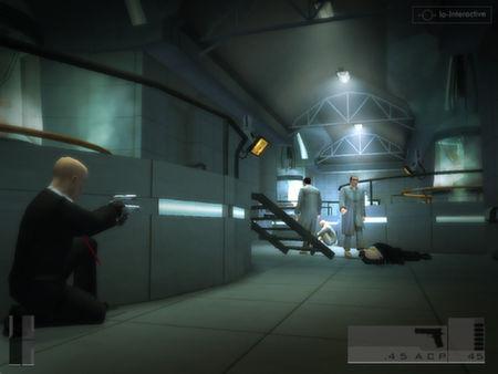 Скриншот №4 к Hitman Contracts
