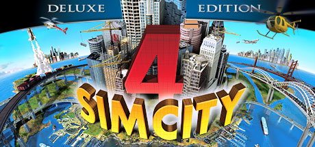 SimCity™ 4 Deluxe Edition Cover Image