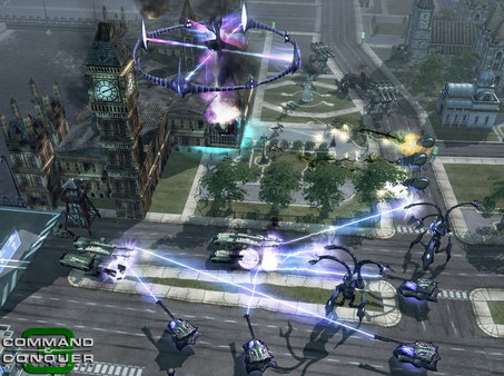 Скриншот №6 к Command  Conquer 3 Tiberium Wars