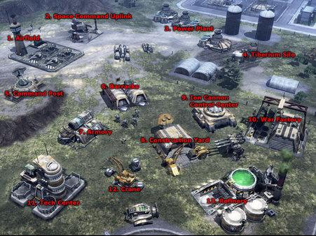 Скриншот №2 к Command  Conquer 3 Tiberium Wars
