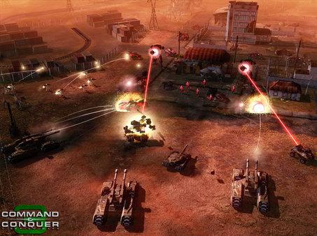 Скриншот №4 к Command  Conquer 3 Tiberium Wars