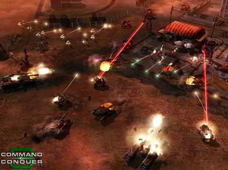 Скриншот №1 к Command  Conquer 3 Tiberium Wars