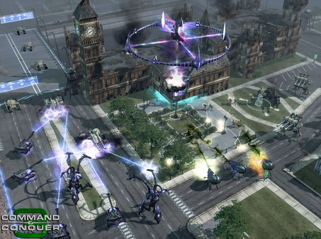 Скриншот №3 к Command  Conquer 3 Tiberium Wars