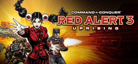 Command & Conquer: Red Alert 3 - Uprising Cover Image