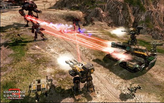 Скриншот №6 к Command  Conquer 3 Kanes Wrath