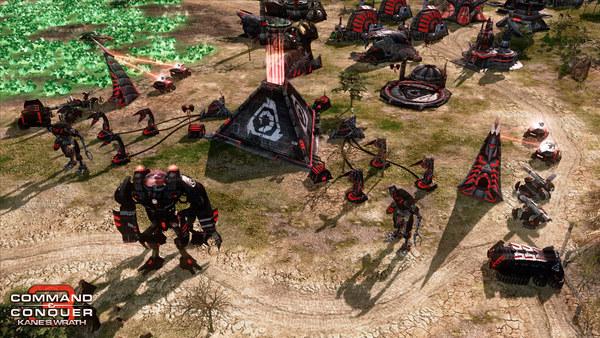 Скриншот №9 к Command  Conquer 3 Kanes Wrath