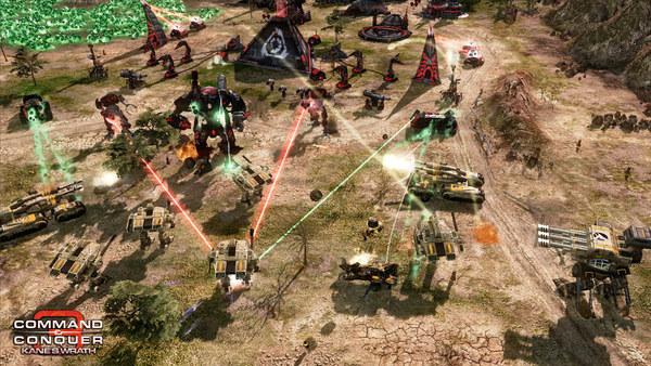 Скриншот №10 к Command  Conquer 3 Kanes Wrath
