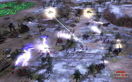 Скриншот №2 к Command  Conquer 3 Kanes Wrath