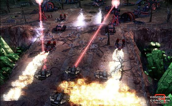Скриншот №7 к Command  Conquer 3 Kanes Wrath