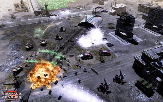 Скриншот №8 к Command  Conquer 3 Kanes Wrath