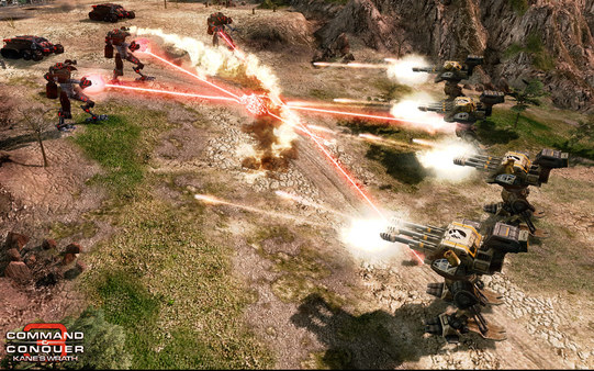 Скриншот №5 к Command  Conquer 3 Kanes Wrath