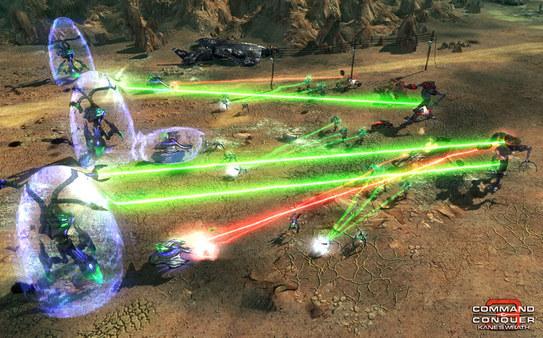 Скриншот №4 к Command  Conquer 3 Kanes Wrath