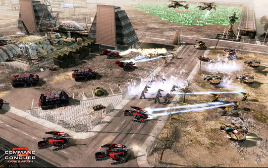 Скриншот №1 к Command  Conquer 3 Kanes Wrath