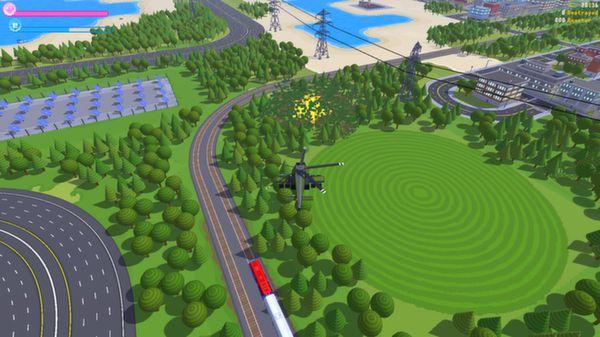 скриншот Omegalodon 2