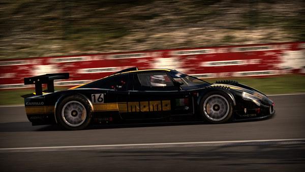 Скриншот №4 к Need for Speed Shift