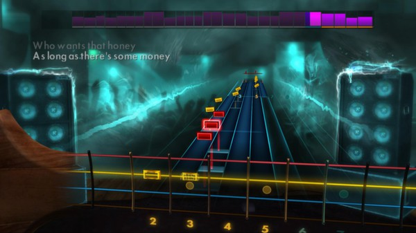 "Скриншот №4 к Rocksmith® 2014 - The Smashing Pumpkins  - ""Cherub Rock"""