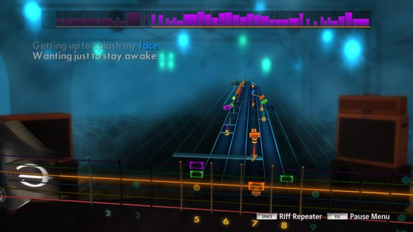 "Скриншот №3 к Rocksmith® 2014 – Chicago  - ""25 Or 6 to 4"""