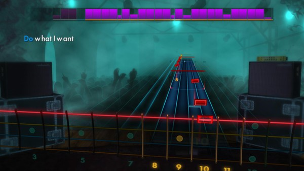"""Скриншот №3 к Rocksmith® 2014 – The Hives  - """"Hate to Say I Told You So"""""""