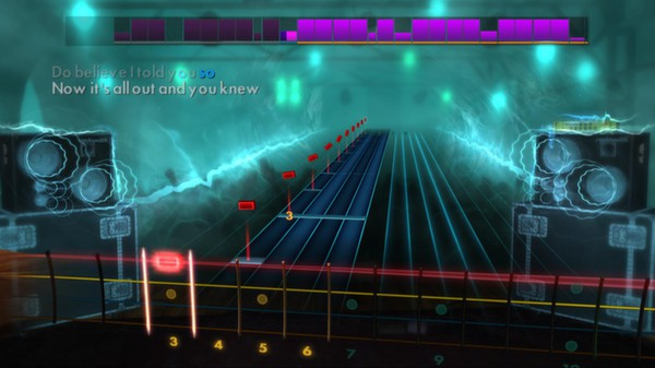 """Скриншот №5 к Rocksmith® 2014 – The Hives  - """"Hate to Say I Told You So"""""""