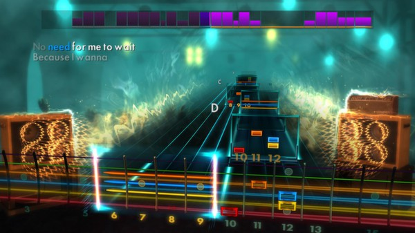 """Скриншот №4 к Rocksmith® 2014 – The Hives  - """"Hate to Say I Told You So"""""""