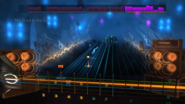 """Скриншот №5 к Rocksmith® 2014 – Queens Of The Stone Age  - """"My God Is The Sun"""""""