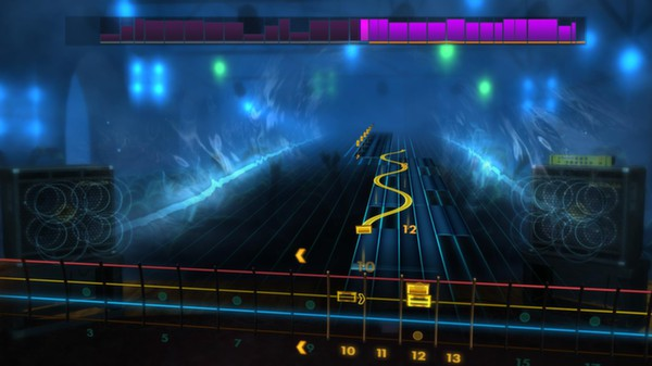 """Скриншот №2 к Rocksmith® 2014 – Queens Of The Stone Age  - """"My God Is The Sun"""""""