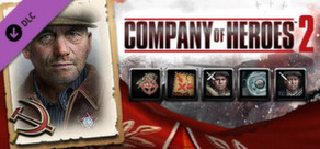 CoH 2 - Soviet Commander: Partisan Tactics