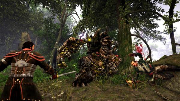 Скриншот №10 к Risen 3 - Titan Lords