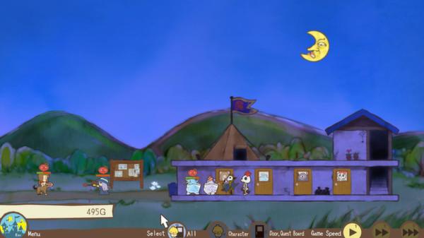 скриншот Unholy Heights 1