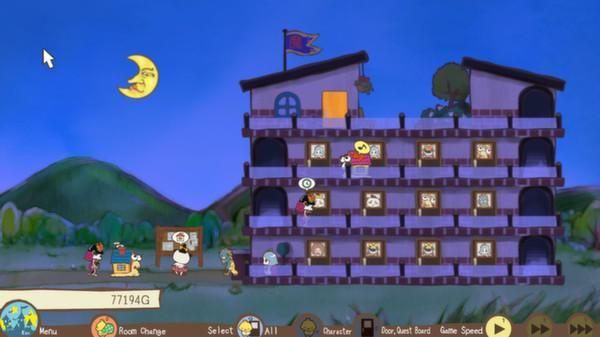 скриншот Unholy Heights 3
