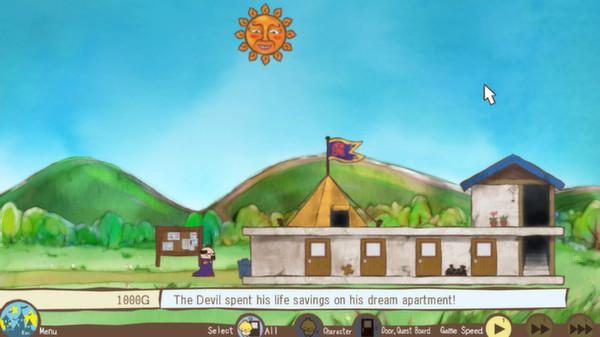 скриншот Unholy Heights 4