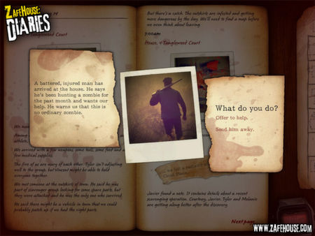 скриншот Zafehouse: Diaries 4