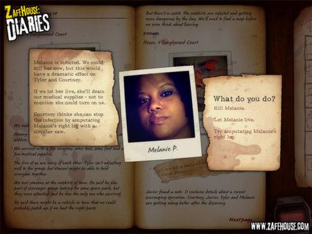 скриншот Zafehouse: Diaries 1