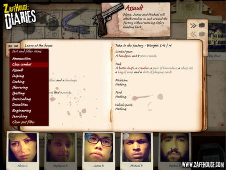 скриншот Zafehouse: Diaries 5