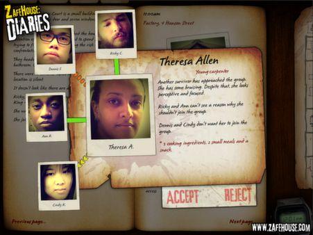 скриншот Zafehouse: Diaries 2
