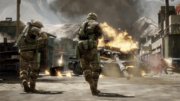 Скриншот №8 к Battlefield Bad Company™ 2