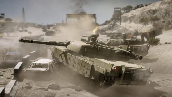 Скриншот №3 к Battlefield Bad Company™ 2