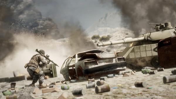 Battlefield: Bad Company 2 скриншот
