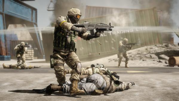 Скриншот №4 к Battlefield Bad Company™ 2