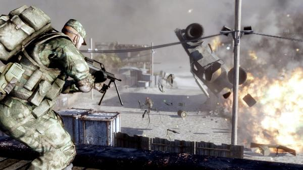 Скриншот №1 к Battlefield Bad Company™ 2