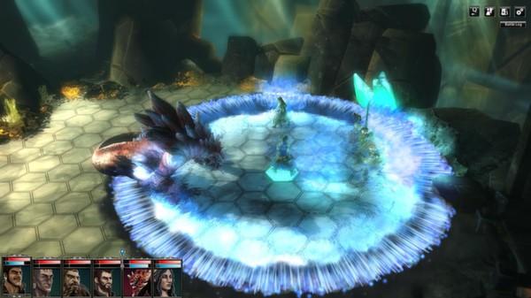 Blackguards скриншот
