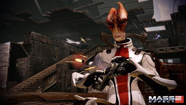 Скриншот №6 к Mass Effect 2 2010