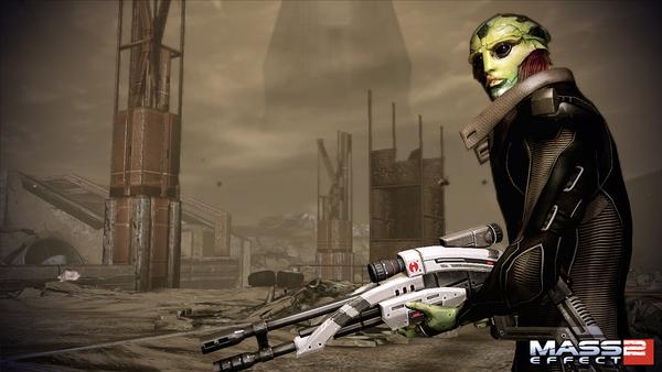 Скриншот №10 к Mass Effect 2 2010