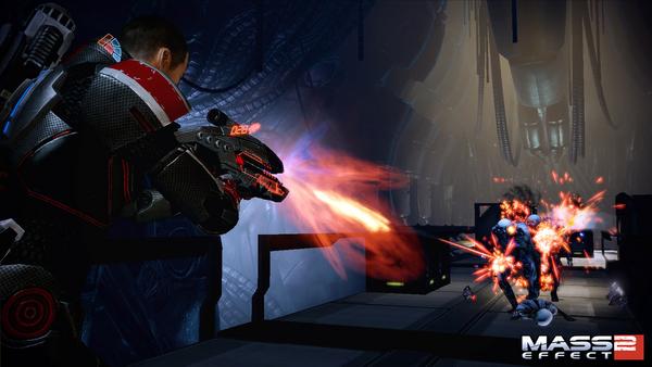 Скриншот №8 к Mass Effect 2 2010
